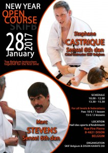 Poster New Year 2017 Open Course