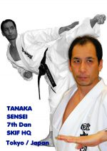 SKIF-Belgium Open course with Tanaka sensei 7th Dan @ DISON